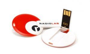 Jual flashdisk kartu bulat Souvenir Perusahaan Jogja Jual Flashdisk Kartu Murah Grosir Custom