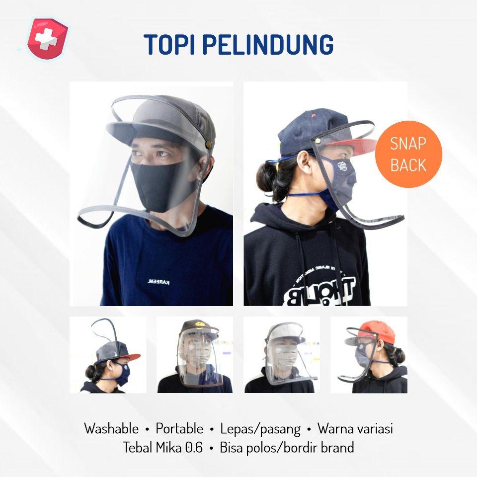 Jual Face Shield Semarang