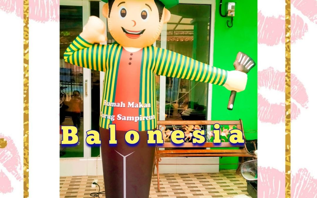 Balon Dancer Tangerang Selatan