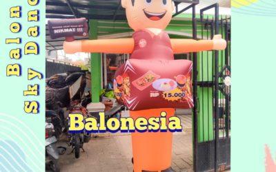 Mengenal Lebih Dekat Supplier Jual Balon Dancer Solo Murah