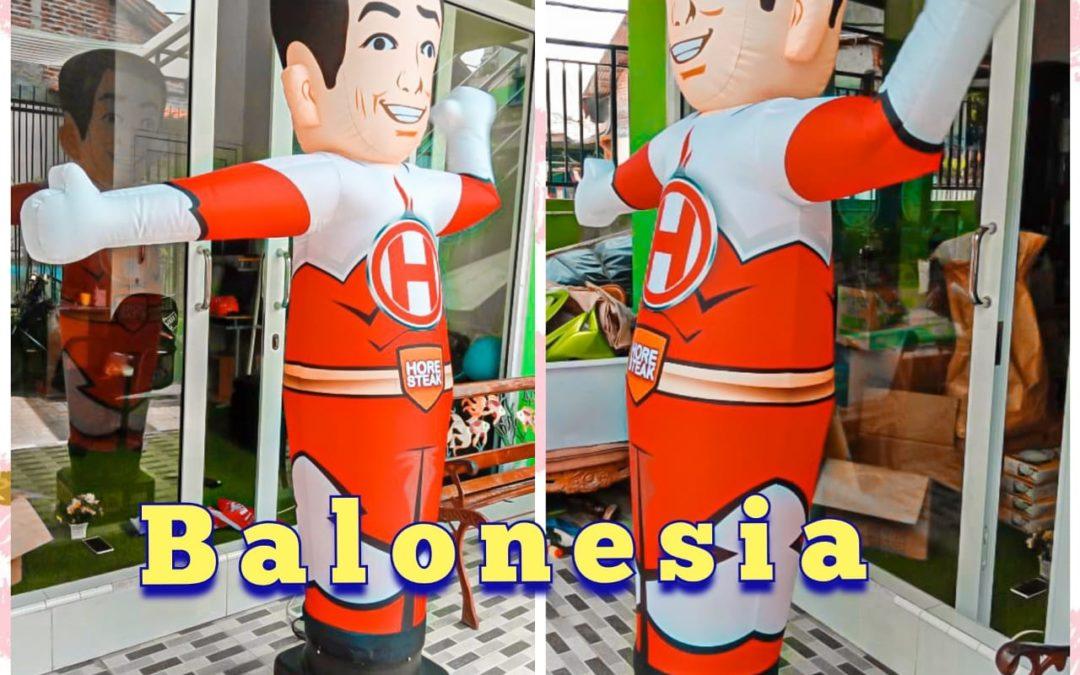 Balon Dancer Sukabumi