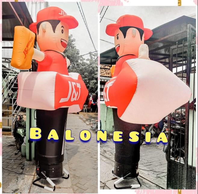 Jual Balon Dancer Pekalongan Aneka Macam Bentuk Harga Terjangkau