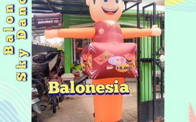 Pusat Jual Balon Dancer Terbaik dan Terpercaya di Jakarta