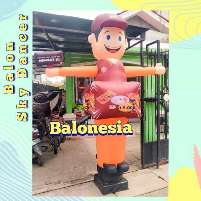 Balon Dancer Jakarta